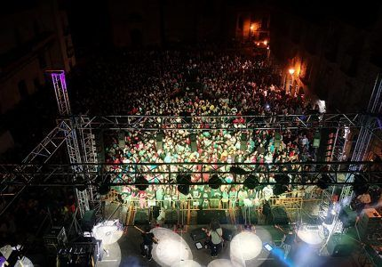 Concluyen las fiestas de San Roque más participativas y multitudinarias de los últimos años