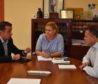 El Gobierno regional traslada a la empresa Mercadona las líneas de ayudas a la contratación de personal con las que cuenta Castilla-La Mancha