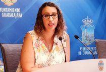 El Ayuntamiento de Guadalajara instala 250 motivos para ornamentar las Ferias de Guadalajara