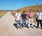 El Ayuntamiento de Huete recepciona el arreglo del camino Huete-Mazarulleque