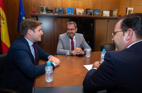 El Gobierno de Castilla-La Mancha concluirá en los próximos meses mejoras en varias carreteras de la Red regional en la provincia de Guadalajara