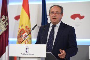 El Gobierno regional resalta que Castilla-La Mancha crecerá los próximos años con tasas del entorno del 2 por ciento