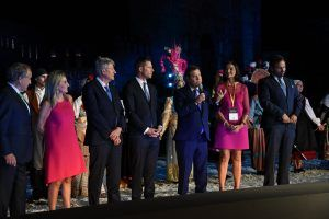 El presidente regional agradece a Puy du Fou que haya hecho realidad 'El sueño de Toledo'