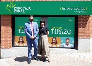 Eurocaja Rural abre nueva oficina en Arroyomolinos y suma ya 40 en la Comunidad de Madrid