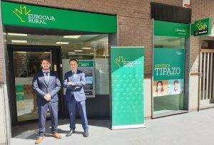 Eurocaja Rural estrena nueva oficina en Novelda (Alicante)