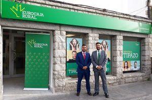 Eurocaja Rural potencia su red comercial en Madrid con una nueva oficina en Guadarrama