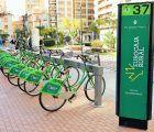 Eurocaja Rural regala abonos de 'Bicicas' a los nuevos clientes de la entidad en Castellón