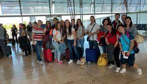 Gran éxito del viaje cultural y de formación lingüística organizado por ANPE