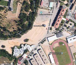 La calle Camino de la Resinera se incorpora al recinto ferial hasta que finalice la Feria de San Julián