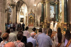 La Catedral de Cuenca acoge la tradicional misa en honor a San Julián Obispo