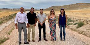 La Diputación de Cuenca y la Junta recepcionan caminos en Tarancón y Las Pedroñeras