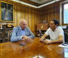 La Diputación de Cuenca y la Subdelegación retoman la normalidad institucional con su primera reunión