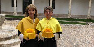 La doctora Esther de la Viuda, del servicio de Ginecología de Guadalajara, Premio Extraordinario por su tesis doctoral sobre calidad de vida en mujeres que emplean anticonceptivos