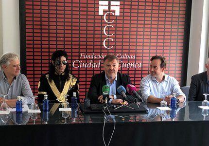 La figura de Michael Jackson protagoniza el espectáculo del Teatro Auditorio de la Feria y Fiestas de San Julián