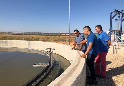 La Junta apuesta por continuar con la inversión en depuración para mejorar la calidad del agua en Cuenca