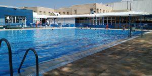Los alumnos de los cursos de natación de verano de Tarancón se han incrementado en casi un 30% esta temporada