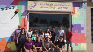 Mª Ángeles García de Cuenca, En Marcha! cede sus entradas de los eventos de San Julián a una ONG para la integración de menores