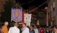 Más de 400 personas y 37 Hermandades se unen al Aniversario de la llegada de Ntra. Sra. de los Portentos a Villalba del Rey