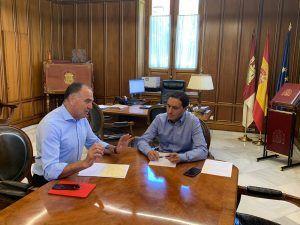 La Diputación de Cuenca y el Ayuntamiento acercan posturas para unir Tarancón con la ermita de Riánsares