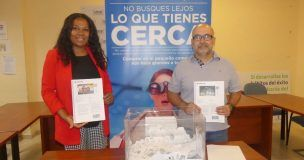 Asociación de Comercio de Cuenca y Ayuntamiento extraen los boletos ganadores de entradas para los conciertos de San Julián