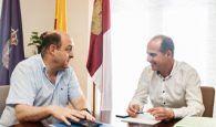 Alberto Rojo se compromete a aportar 150.000 euros para la reforma de la Casa Nazaret de Guadalajara