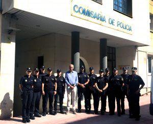 subdelegado cuenca policías nacionales en prácticas. 2019 08 07 | Liberal de Castilla