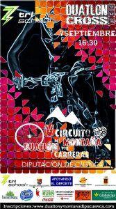 Trischool Cuenca organiza la tercera edición del Duatlon Cross Ciudad de Cuenca