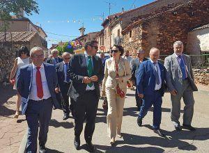 """Valerio afirma que """"las zonas rurales tienen pasado, tienen presente y tenemos que luchar porque tengan futuro"""""""