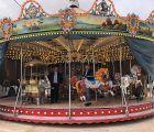 Vuelve el Carrusel de los Caballitos al Recinto Ferial de San Julián