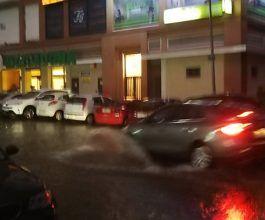 Ampliada a toda la Comunidad Autónoma el nivel 1 de emergencia del METEOCAM por las fuertes lluvias