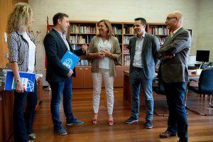 ANPE pide a la consejera de Educación que revierta los recortes educativos y mejores las condiciones del profesorado de Castilla-La Mancha