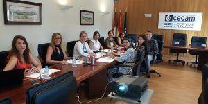 CEOE-Cepyme Cuenca participa en un proyecto para fometnar la formación profesional para el empleo