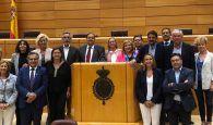 """Constituido en el Senado el Grupo Territorial """"Socialistas de Castilla La-Mancha"""""""