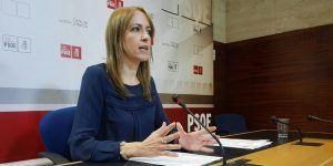 Cristina Maestre reclama a la UE ayuda para paliar los efectos de las inundaciones en España