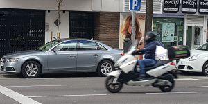 El 42% de los fallecidos en accidente de tráfico en Guadalajara es motorista