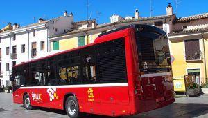 El autobús urbano no accederá al Barrio del Castillo los días 12 y 13 de septiembre por obras de pavimentación en la calle Alfonso VIII