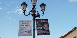 El Ayuntamiento de Brihuega inicia una campaña de concienciación para mantener limpio el Jardín de la Alcarria