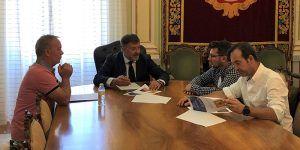 El Ayuntamiento de Cuenca avanza en la puesta en marcha de rutas escolares seguras