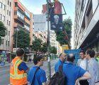 El Ayuntamiento de Cuenca coloca dos sensores más dentro del proyecto Smart City