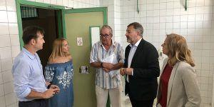 El Ayuntamiento de Cuenca ejecuta más de 50 actuaciones en 12 colegios de la capital