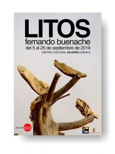 El Centro Cultural Aguirre acoge la exposición 'Litos' de Fernando Buenache