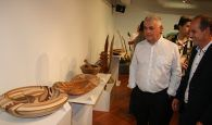 El Centro San José acoge hasta octubre dos exposiciones con obras de arte decorativas y conceptuales