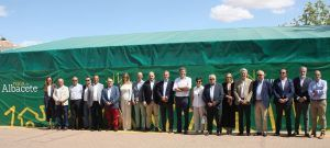 El Consejo Rector de Eurocaja Rural se reúne en Albacete, trasladando su respaldo al territorio y a la Feria