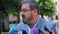 El delegado de la Junta en Guadalajara agradece a todos los efectivos que trabajaron ayer para paliar el paso del temporal por Guadalajara