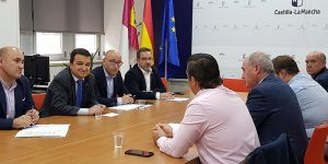 El Gobierno de Castilla-La Mancha inicia el proceso de planificación del agua de esta legislatura con la Federación de Regantes de Castilla-La Mancha