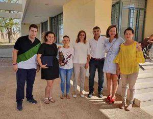 El Gobierno regional reafirma su compromiso con el medio rural tras la reapertura de la escuela de Alcázar del Rey