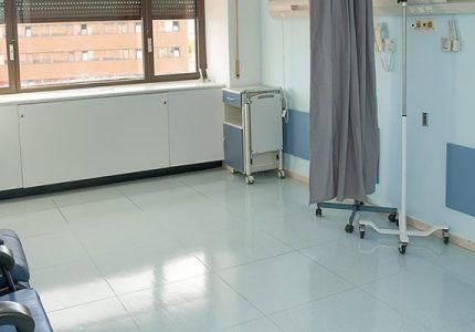El Gobierno regional reforma de tres unidades de hospitalización del Hospital Universitario de Guadalajara
