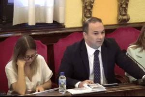 El Grupo Popular en el Ayuntamiento de Guadalajara vota en contra del recorte de 172.000 euros propuesto por PSOE y Ciudadanos en ayudas sociales y de empleo