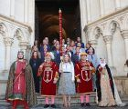 El Pendón de Alfonso VIII vuelve a la Catedral en el día de la festividad de San Mateo