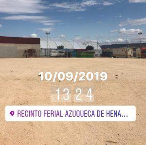 El PP pide al alcalde de Azuqueca que explique por qué la plaza de toros tiene el certificado de seguridad sin estar aún montada